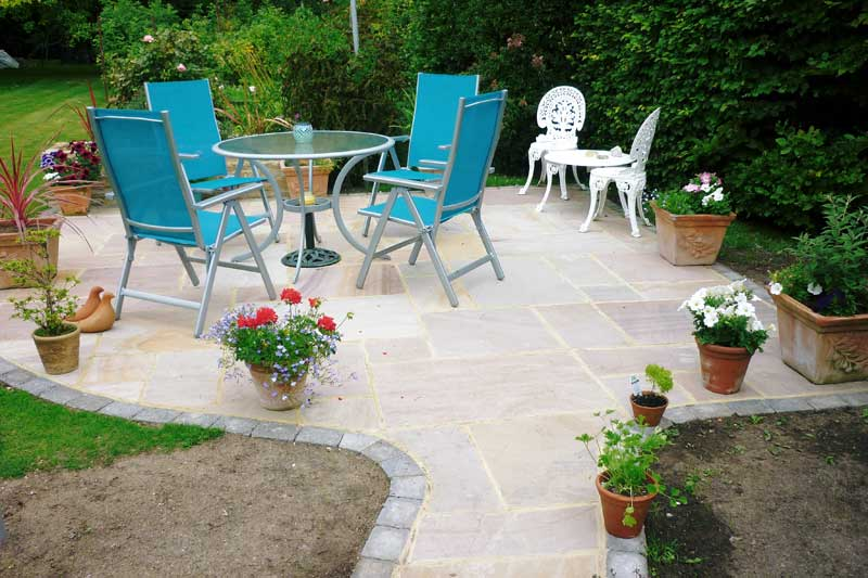 Allscapes Patios and pathways
